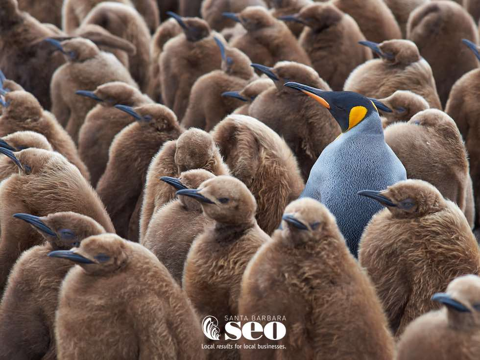 Standing Out in Search Results will help your Organic Click-Through-Rate