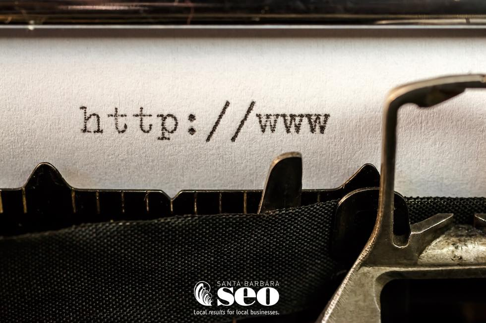 How URL website page naming can effect SEO